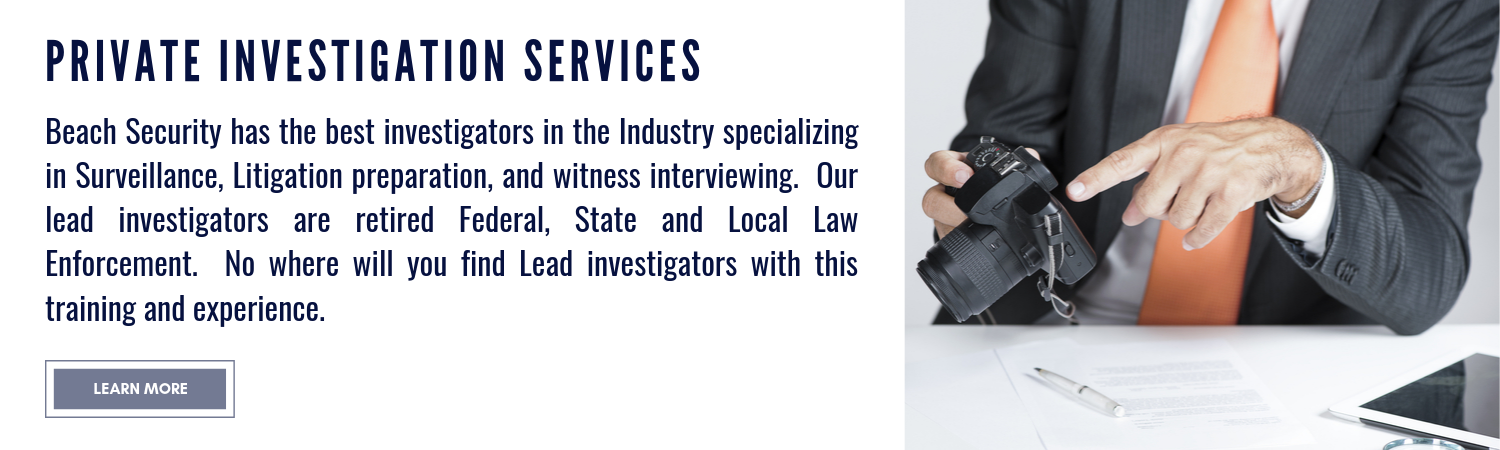 PRIVATE INVESTIGATION SERVICES-2